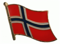 Norwegen Pin