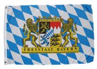 Bayern Freistaat Fahne / Flagge 60x90 cm