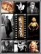 Hollywood Magnet Set (9 Teilig)