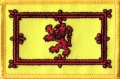 Schottland Royal Aufnäher Patch ca. 5,5cm x 8 cm