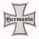 Eiserne Kreuz Germania Pin 35x35 mm